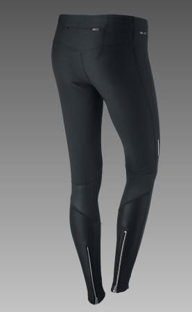 ef73b3a4d1a22 I love my Nike Dri Fit running tights! I love the zipper pocket in the back  and the breathable material.