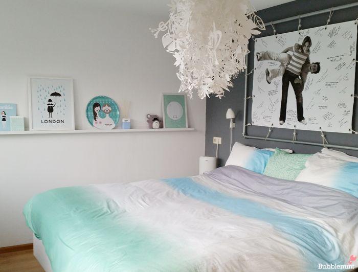 Bubblemint blog: bedroom