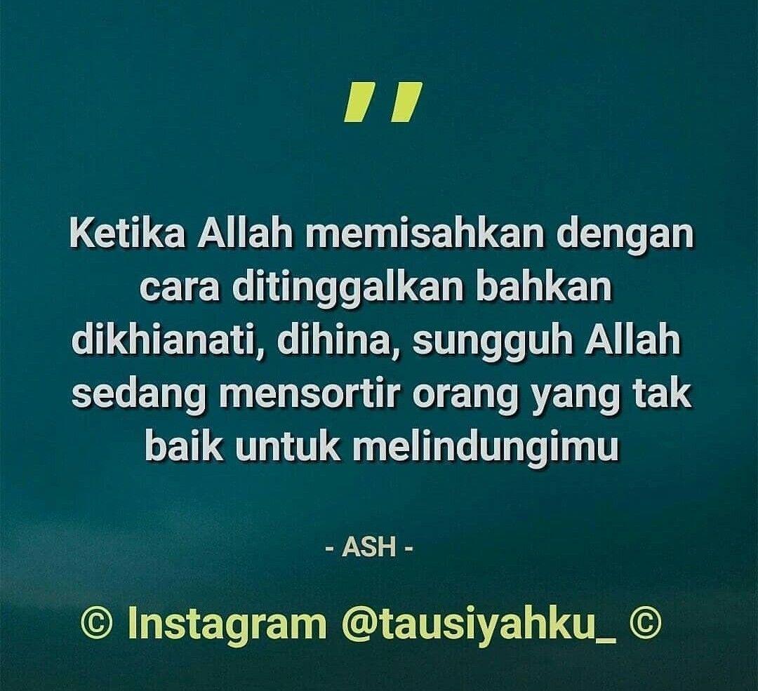 Pin Oleh V1e Di Kata Bijak Dengan Gambar Bijak Qur An Instagram