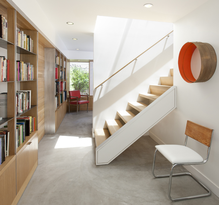 Moderne Bibliothek zu Hause - 20 schöne Ideen für zeitgenössisches ...