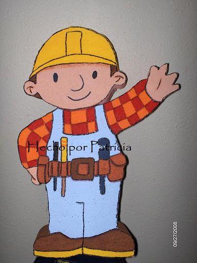 Bob El Constructor Bob The Builder Character Bart Simpson