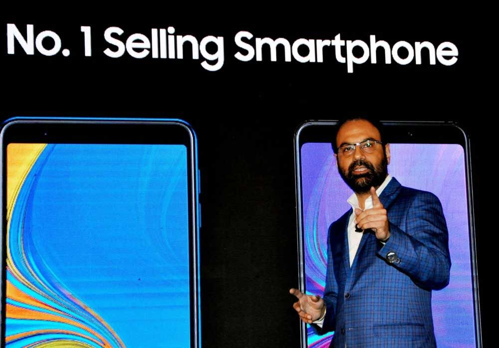 Samsung India announced Galaxy A70 for Rs 28,990 Forever