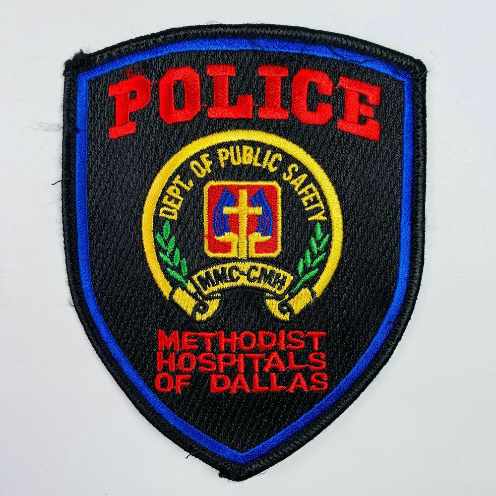 Methodist Hospitals of Dallas Police Public Safety Texas