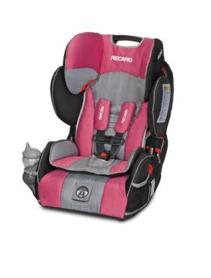 Recaro® Performance Sport Harness to Booster Car Seat in Rose - buybuyBaby.com