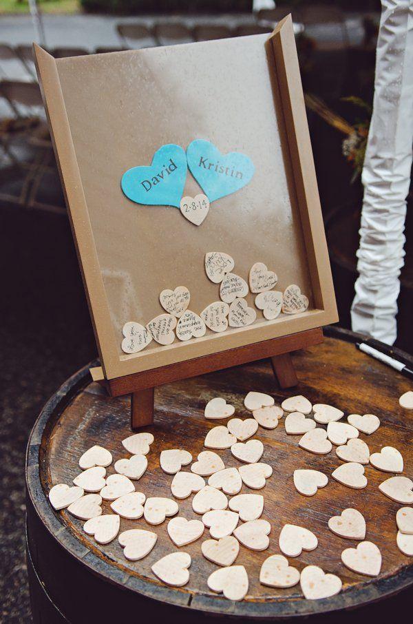 17 Creative Wedding Guest Book Ideas | Guestbook ideas, Fun list and ...