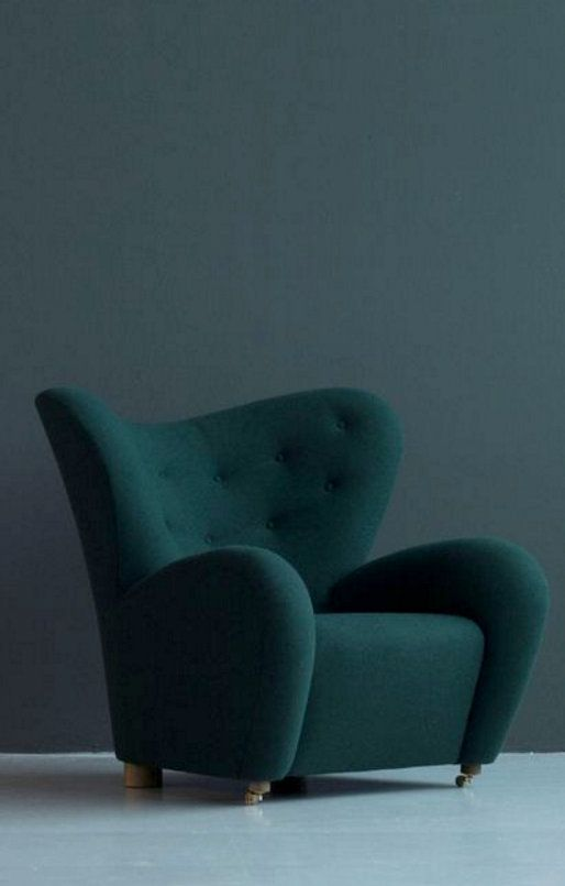 Nice The Tired Man Chair (the Most Expensive Chair Ever Sold In Denmark) By  Lassen