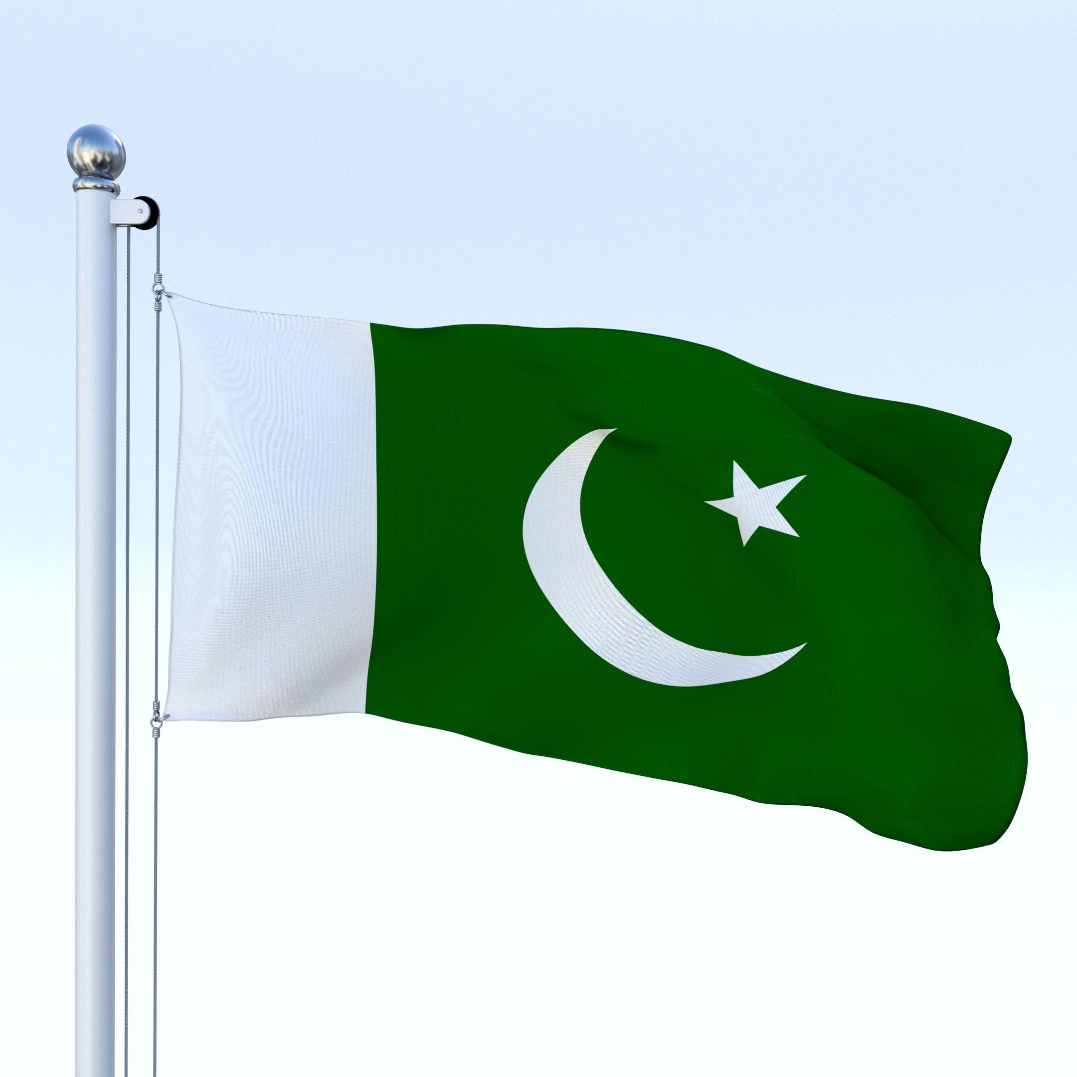 Animated Pakistan Flag Pakistan Flag World Flag Images Flag