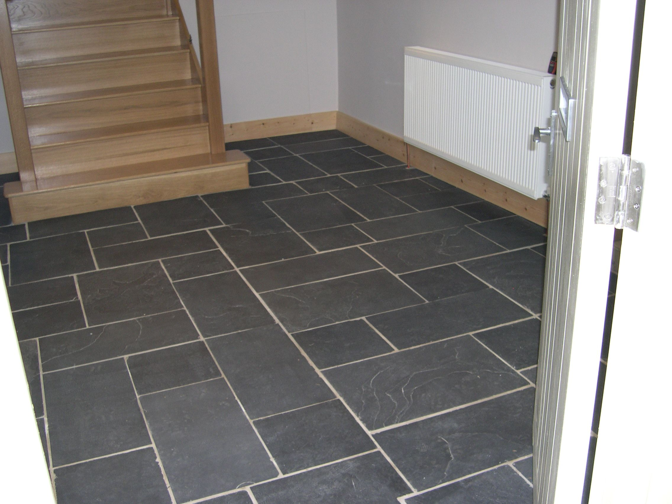Slate look floor tiles google search bathroom pinterest tile flooring dailygadgetfo Choice Image