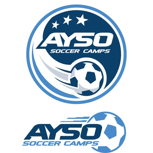 Ayso Soccer Camps Logo Logo Design Contest 99designs Ayso Soccer Camp Logo Team Logo Design