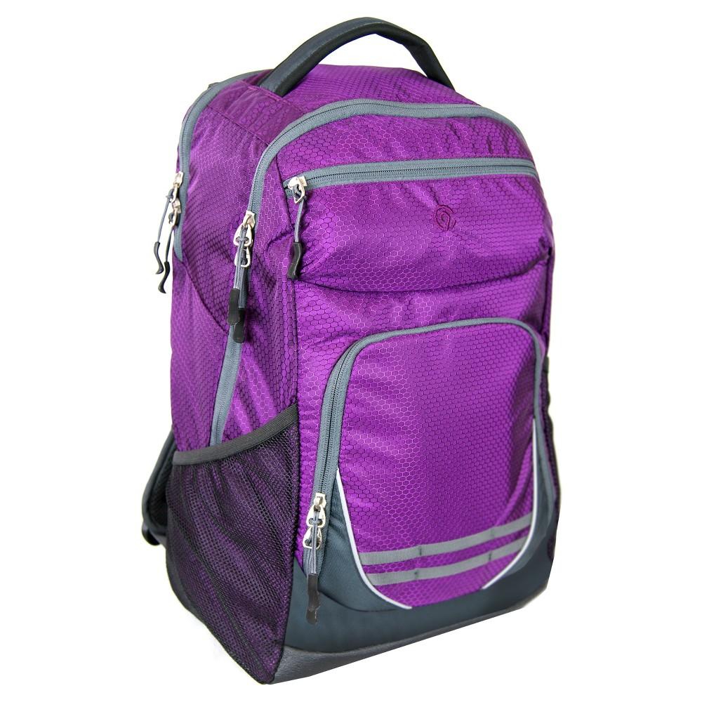 champion 19 backpack - lilac (purple)/castle rock