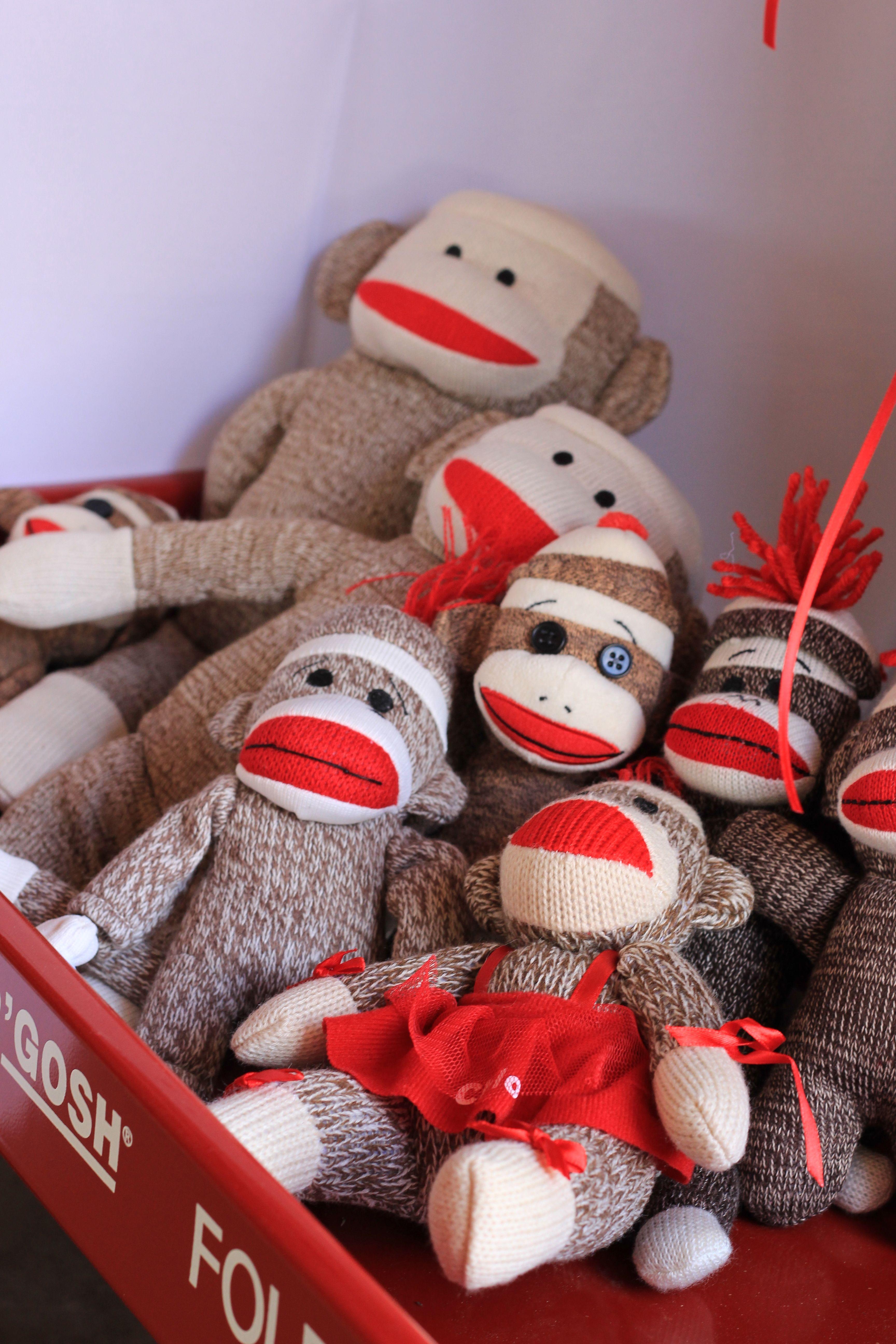 Sock Monkey decor :o) | Sock monkey decor, Sock monkeys ...