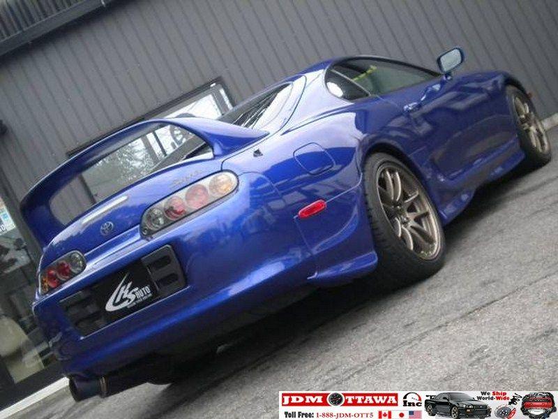 1997 JDM Toyota Supra RZ S, 2JZ GTE   JDM Ottawa Inc,