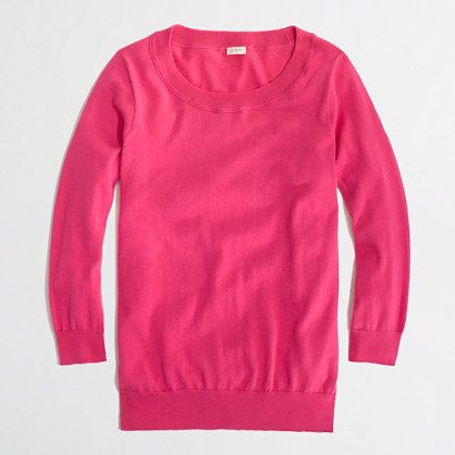 Factory cotton Charley sweater $34.50