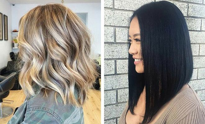 Hairstyles 2019: 51 Gorgeous Long Bob Hairstyles