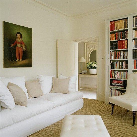 Modern Victorian living room | Living room furniture | housetohome.co.uk