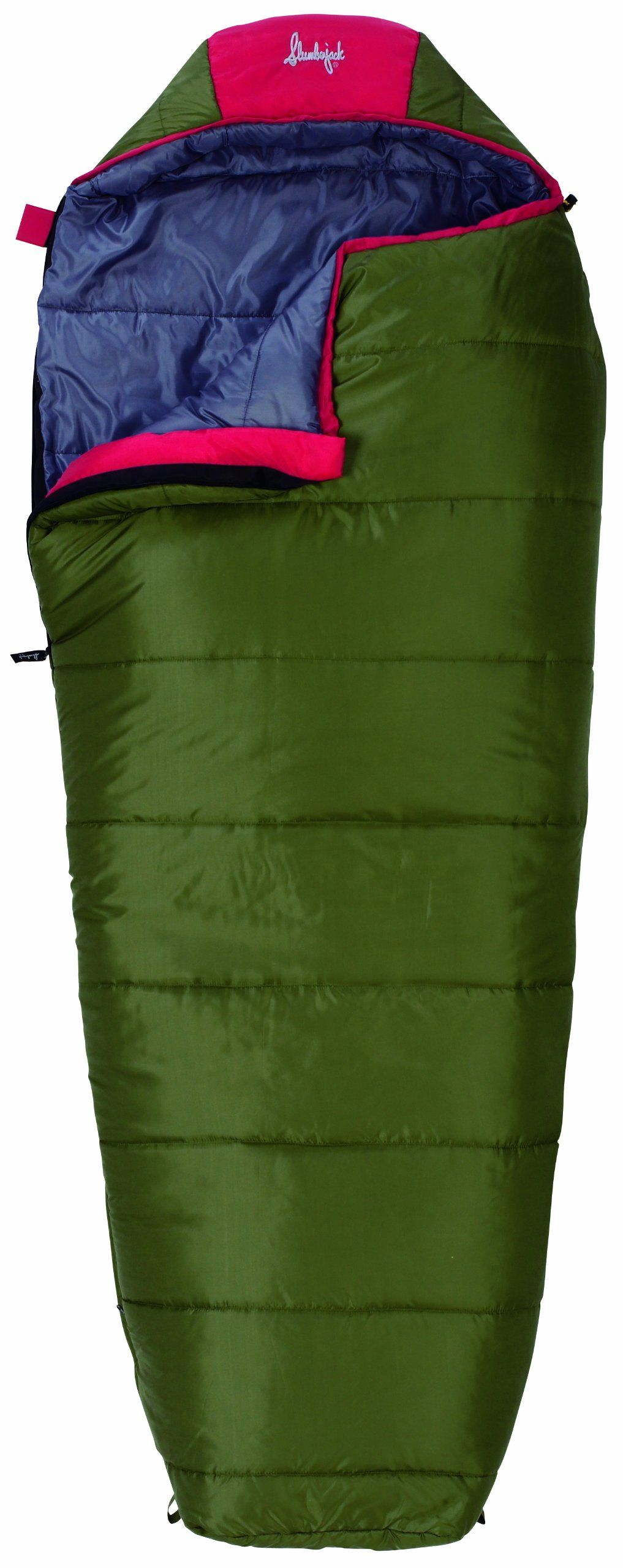 Amazon Slumberjack Big Scout 30 Degree Youth Synthetic