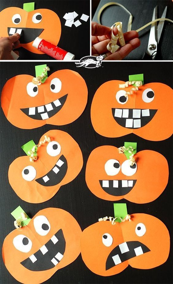 51 Easy Halloween DIY Craft Ideas for Kids