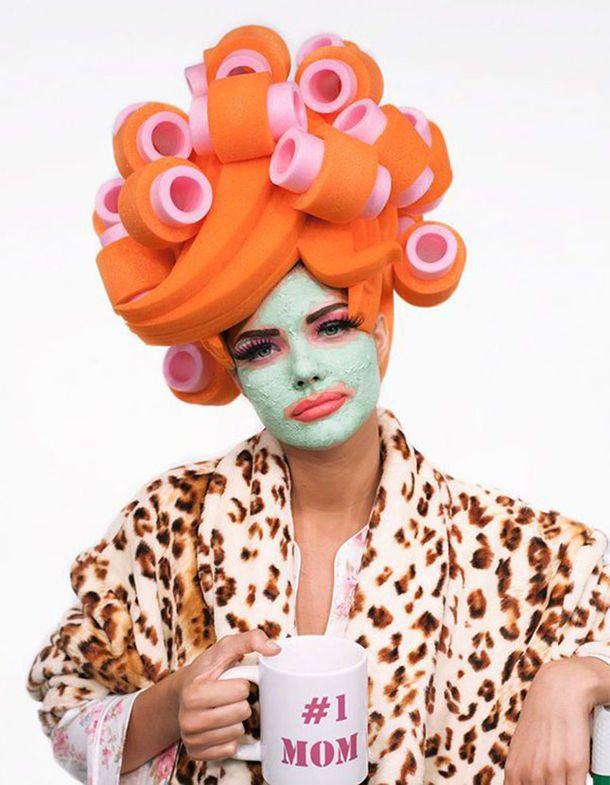 10 Creative Halloween Makeup Ideas For Women  sc 1 st  Pinterest & 10 Creative Halloween Makeup Ideas For Women | Halloween makeup ...