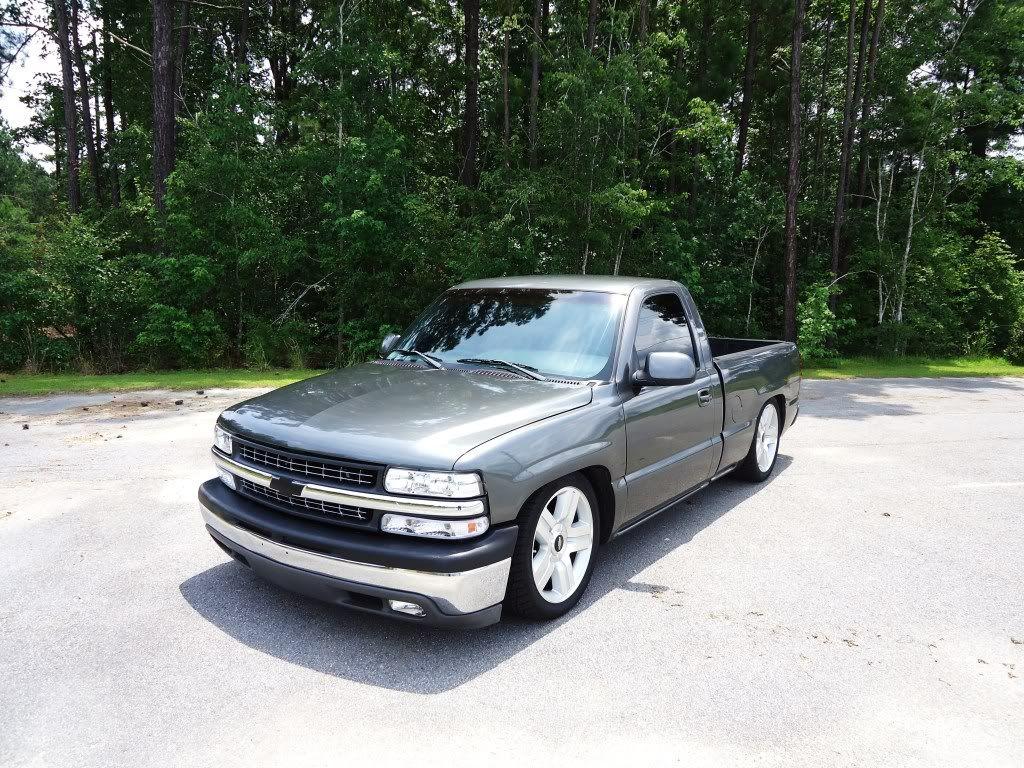 Pickup 2002 chevy pickup : Chevy silverado | I.❤ Trukz n cars | Pinterest | Chevy silverado ...