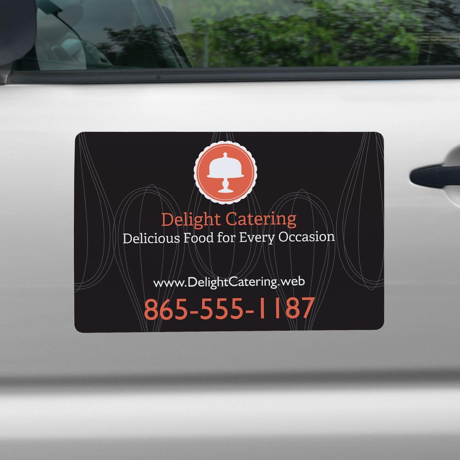 Car Magnets Magnetic Signs Vistaprint Car Magnets Vehicle Magnets Custom Signage [ 1534 x 1534 Pixel ]