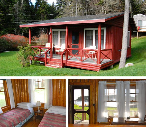 Bailey Island Maine Hotel The Driftwood Inn On Water Near Brunswick Spent One Of Best Weeks My Life In This Cabin