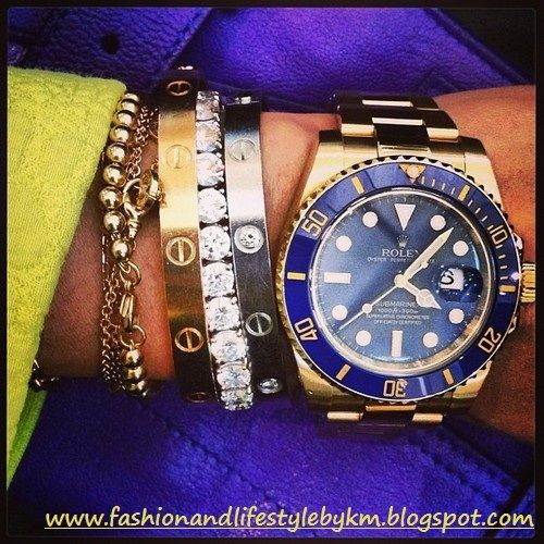 1febe270d314f Rolex, Cartier love bracelets | Stacking a LOVE in 2019 | Cartier ...