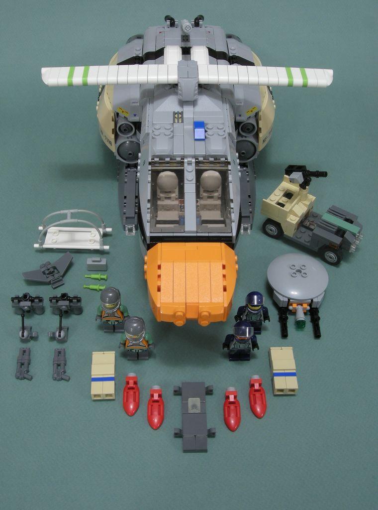 Ordnance & Equipment Loadout