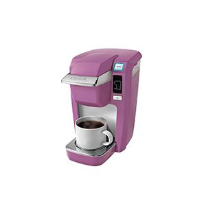 Keurig K10 Mini Plus Brewing System In Orchid Lavazza Usa With