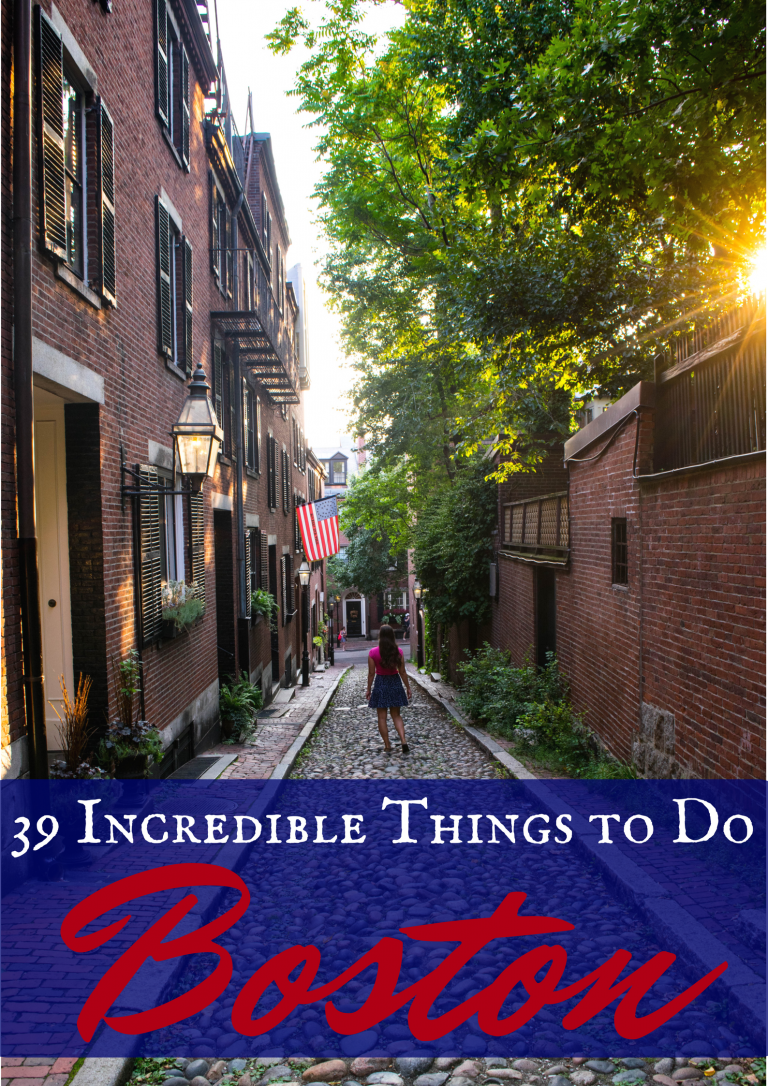 55 Best Things to Do in Boston (+ Travel Tips!) Boston