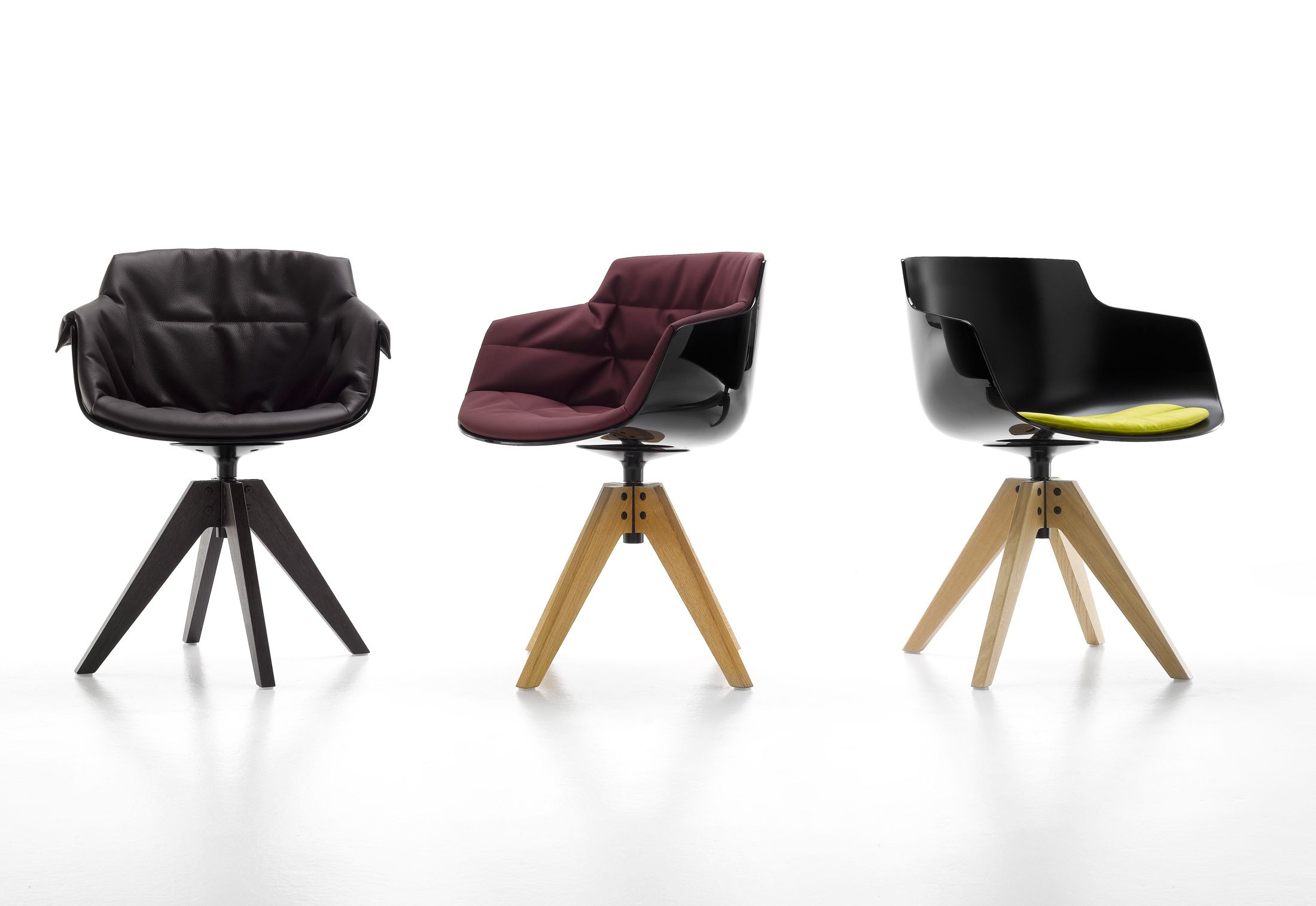Mdf Sedie ~ Mdf italia flow slim armchairs mdf italia