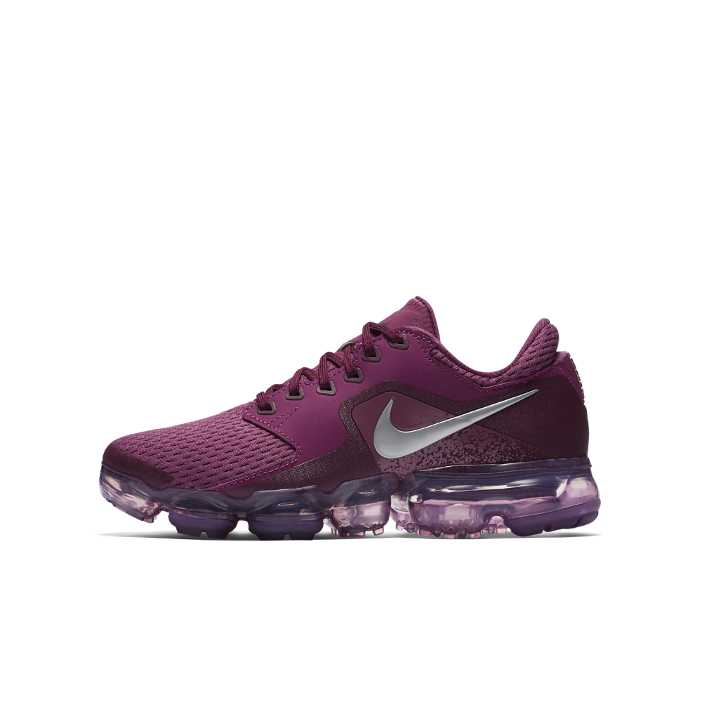 6ec7993e28 Nike Air VaporMax Big Kids' Running Shoe Size 6.5Y (Red) | Products ...