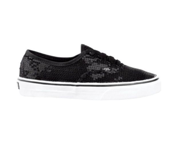 Black sequin vans. 💛 | Vans, Vans