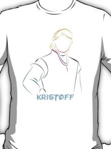 Kristoff (Personalized, please Bubblemail/email me before ordering) T-Shirt