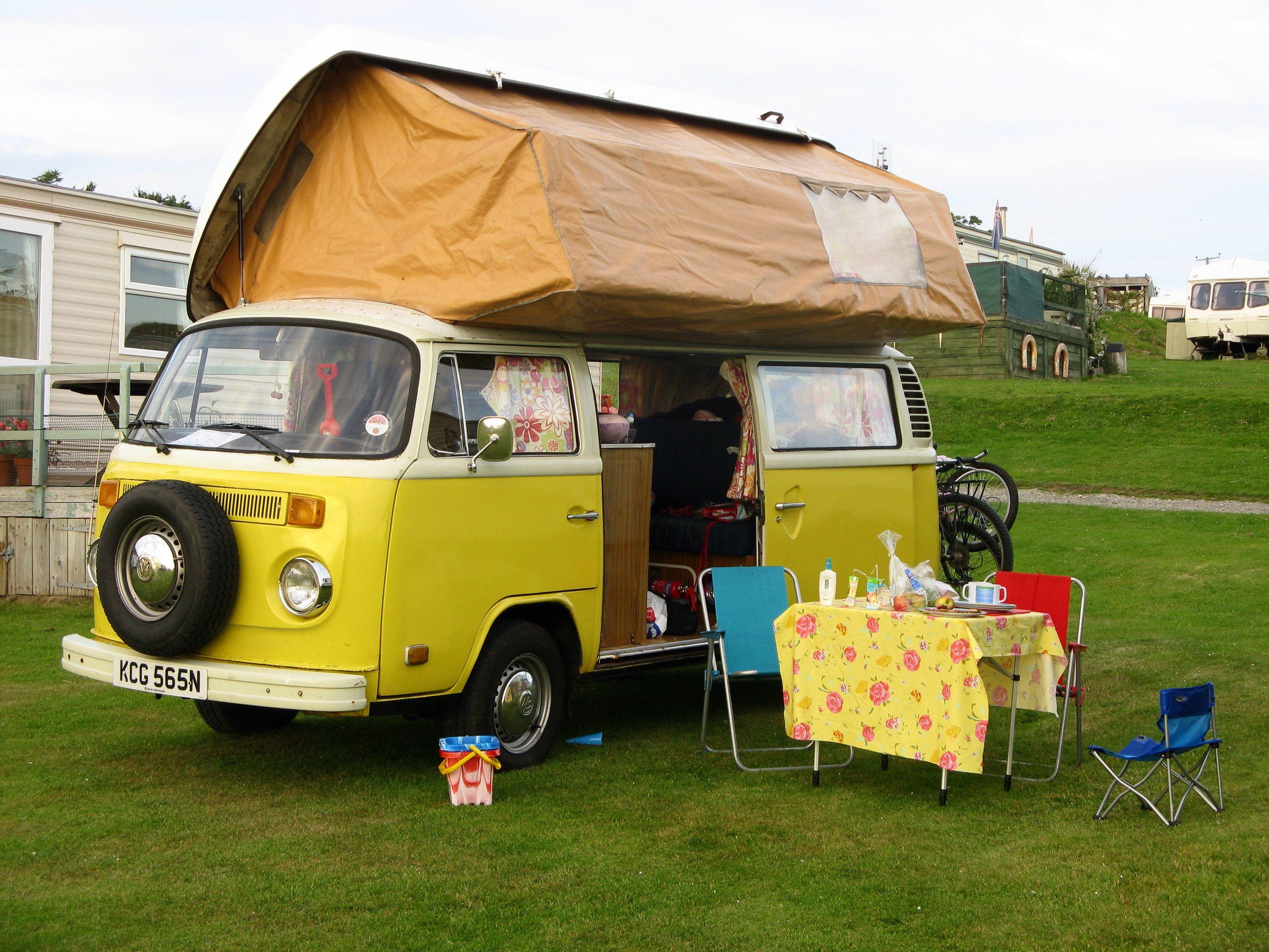 60 Years Of The VW Camper Van Part 2