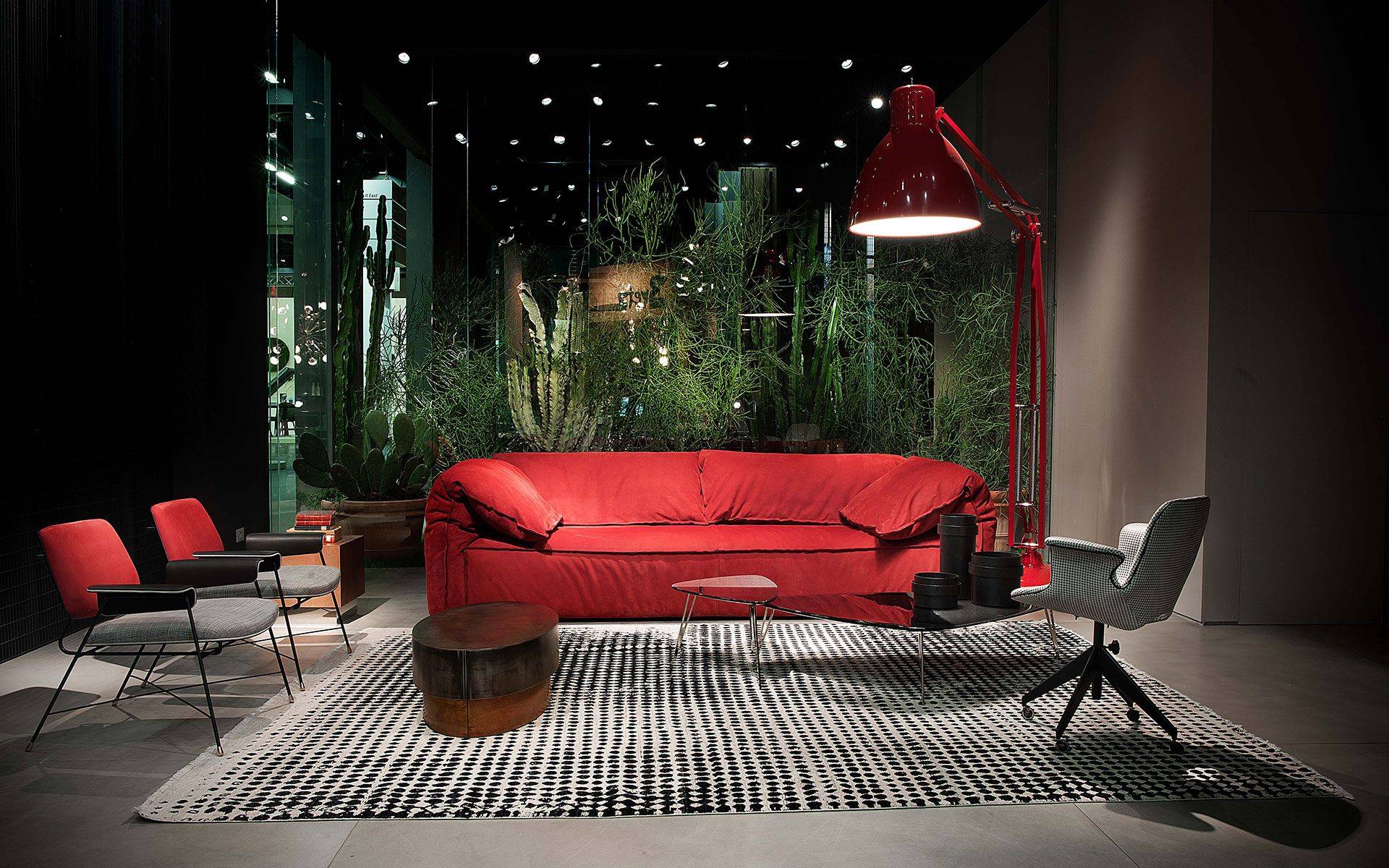 Baxter Casablancas Sofa