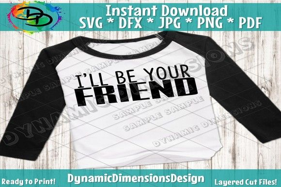 Download I'll Be Your Friend (Graphic) by dynamicdimensions ...