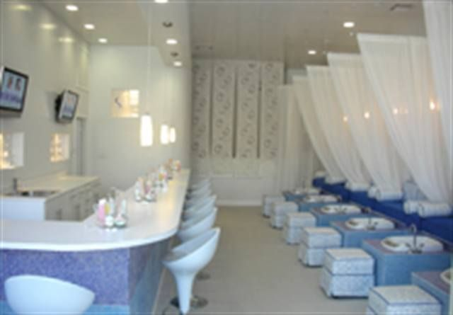 layout for a one room nail salon - Google Search | salon ideas ...