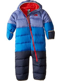 116b8921ecdb The North Face Kids Lil  Snuggler Down Suit (Infant)