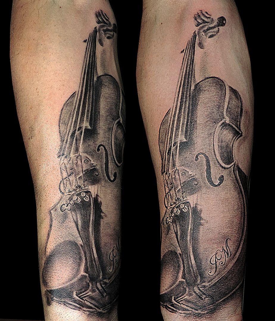 Tattoos By Facundo Pereyra Ochi