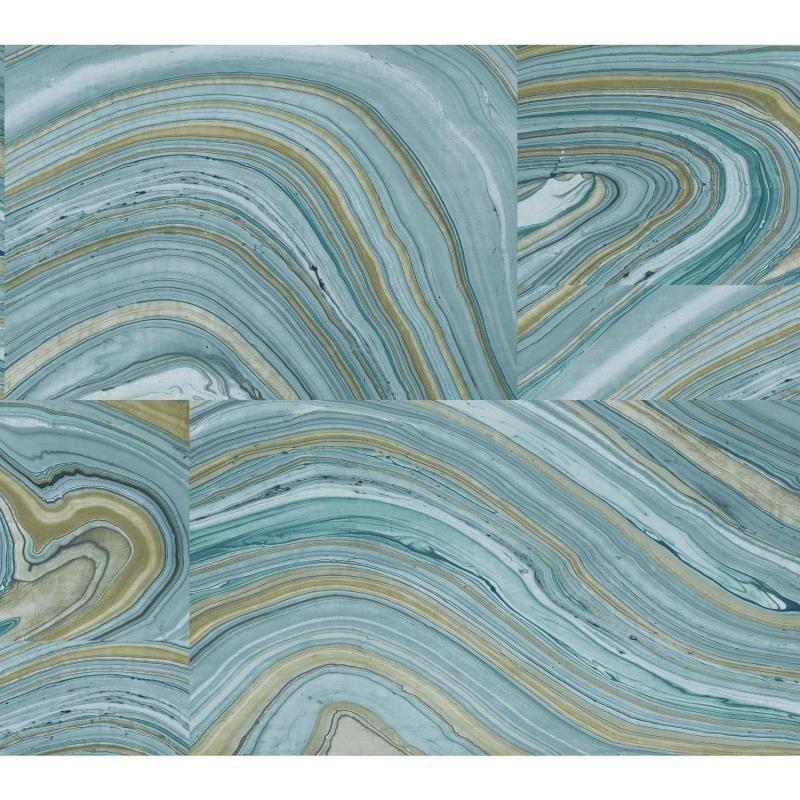 KRAVET DESIGN W3356 1516 Kravet Wallpaper Wallpaper