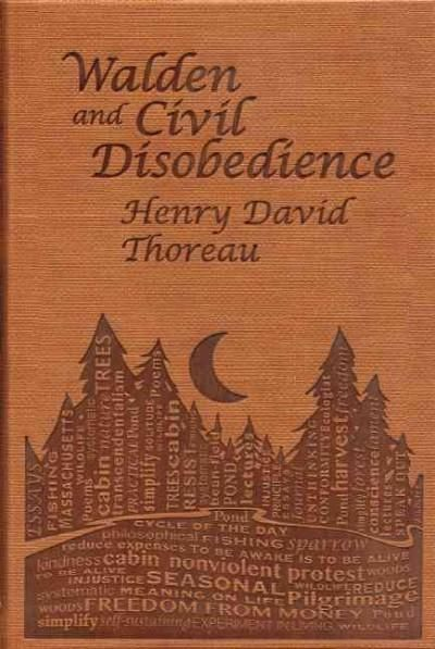 The Oft Quoted Transcendentalist Henry David Thoreau Is Best Known For Two Works Walden And Civil Disobedience First Pu Henry David Thoreau Civil Disobedience