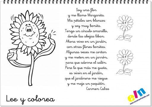 Pin De Susana Rios En Poemas Primavera Poemas De Primavera Para Niños Poesía Para Niños Poemas