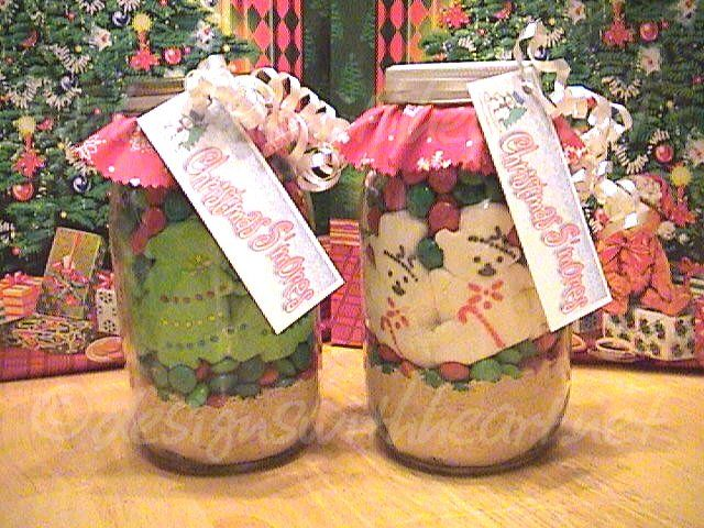 Peeps in a Jar - I\u0027ve Made these and they are super cute for Gifts
