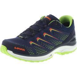 Photo of Lowa 310614-6903 Maddox Gtx Lo Navy Limone Herren Hiking Schuhe – Blau Lowa