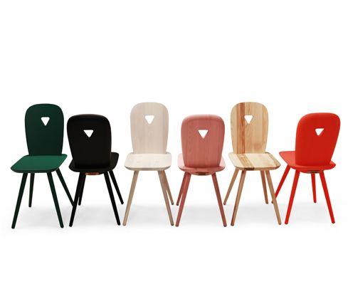 Sedie Tirolesi ~ Sedute sedie la dina casamania design pinterest