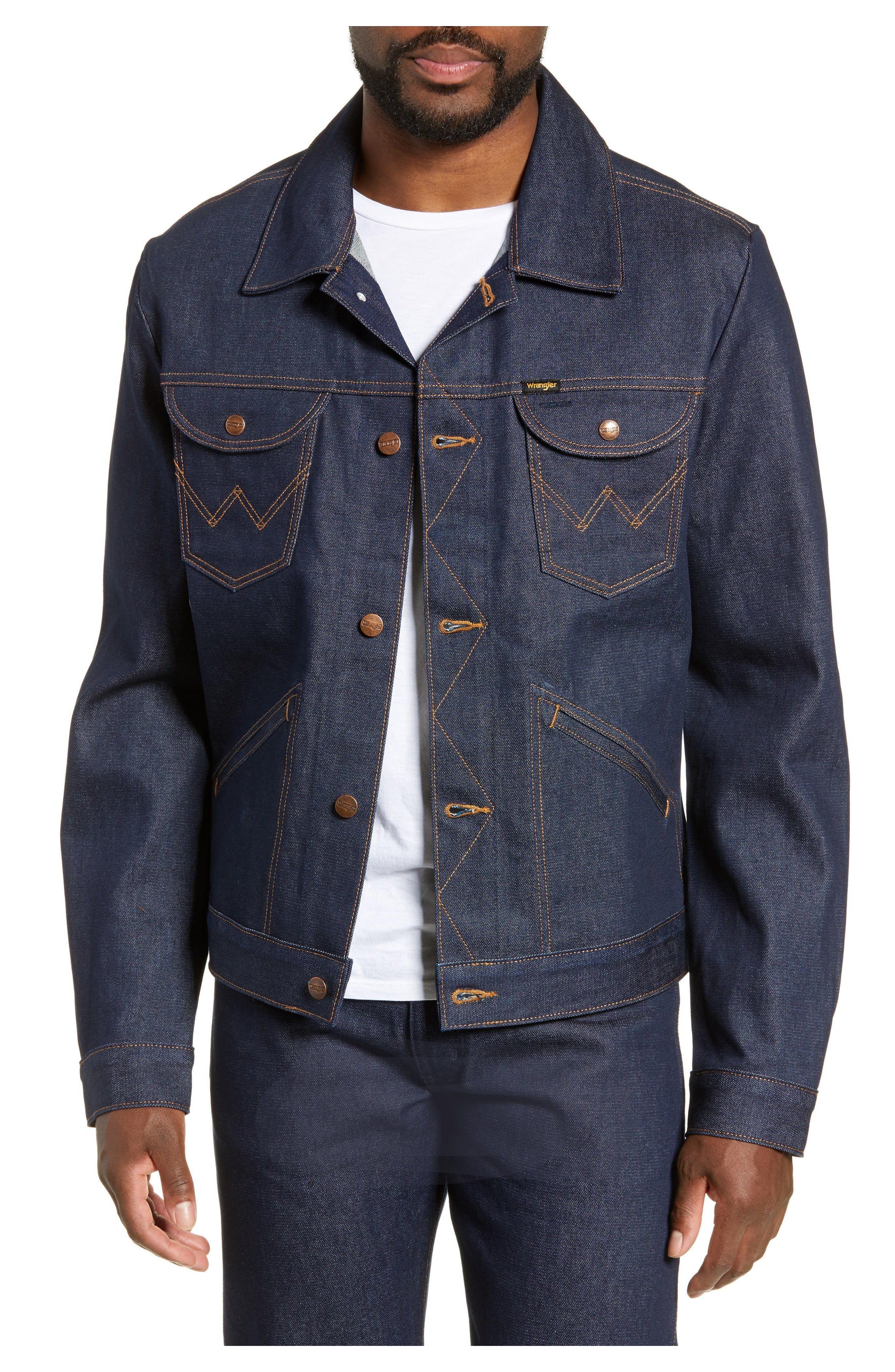 Wrangler Icons Denim Jacket Nordstrom Wrangler Denim Jacket Men Wranglerdenimjacketmen From The In 2021 Denim Jacket Men Style Denim Jacket Men Raw Denim Jacket [ 4208 x 2744 Pixel ]