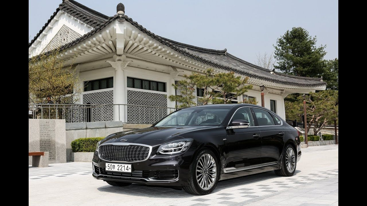 The Best Luxury Car That Nobody Will Buy Review 2019 Kia K900 Interior