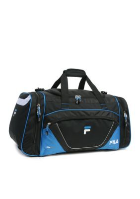 Fila Usa Acer Large Sport Duffel Bag - Blue - 25 In. 19e27bf5a1ae3