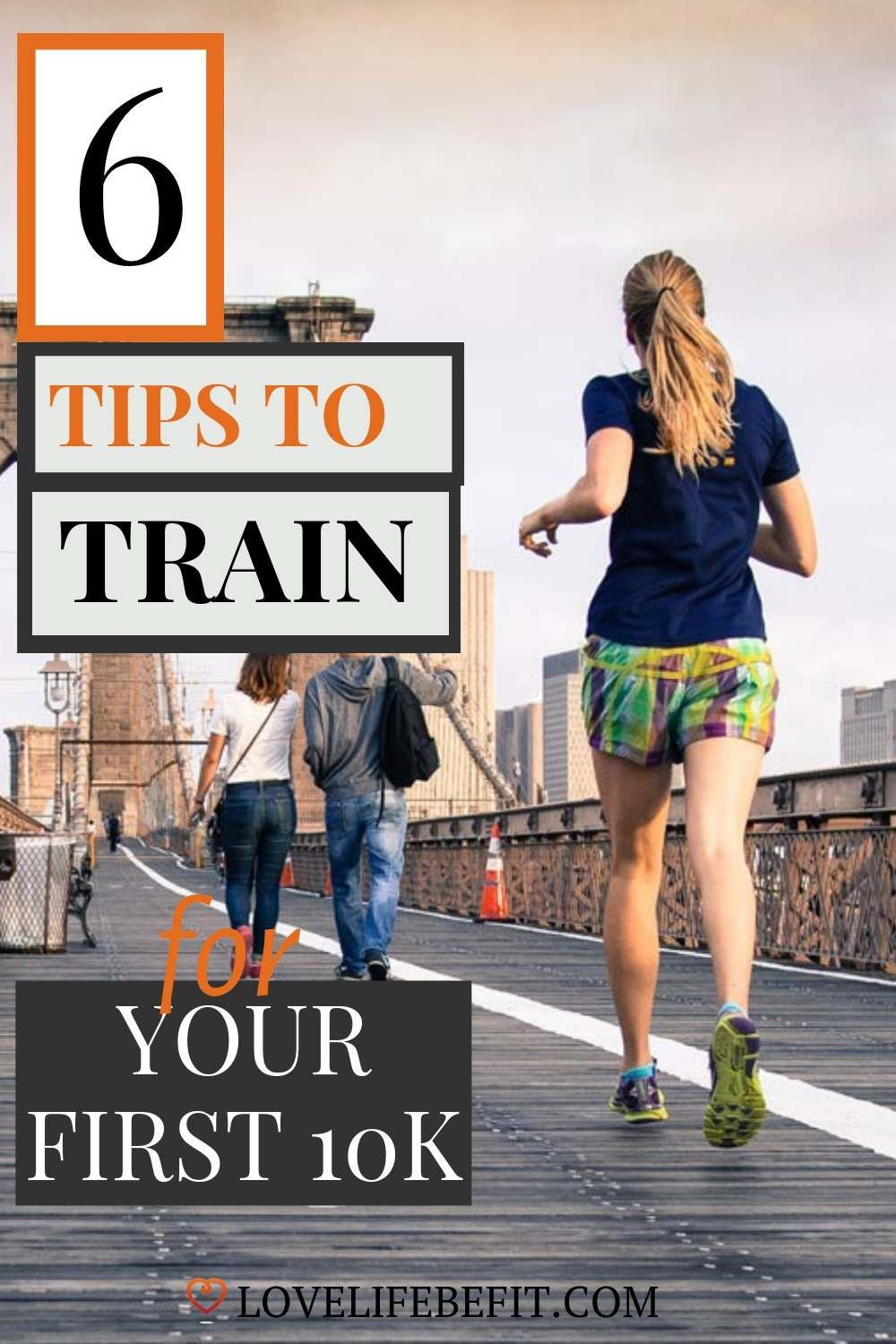 For a beginner runner, 10K is an ideal distance. It's far enough to be a challenge, without destroying you before you even get to the start line. A 10K is a fun mix of speed and endurance. Follow these tips to get the most out of your training…#running #runningtips