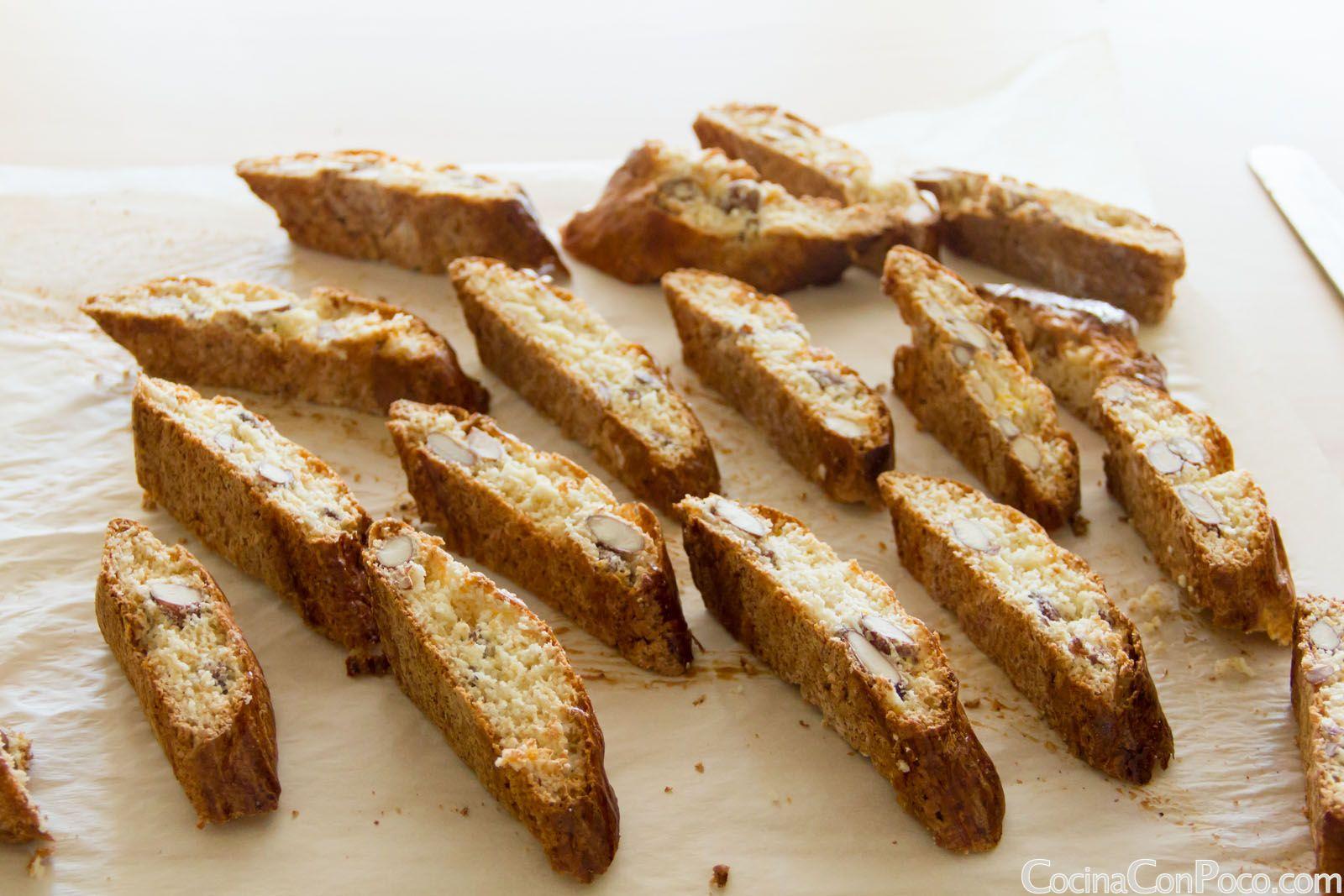 Rosegones de almendra - Receta paso a paso - Sin Gluten